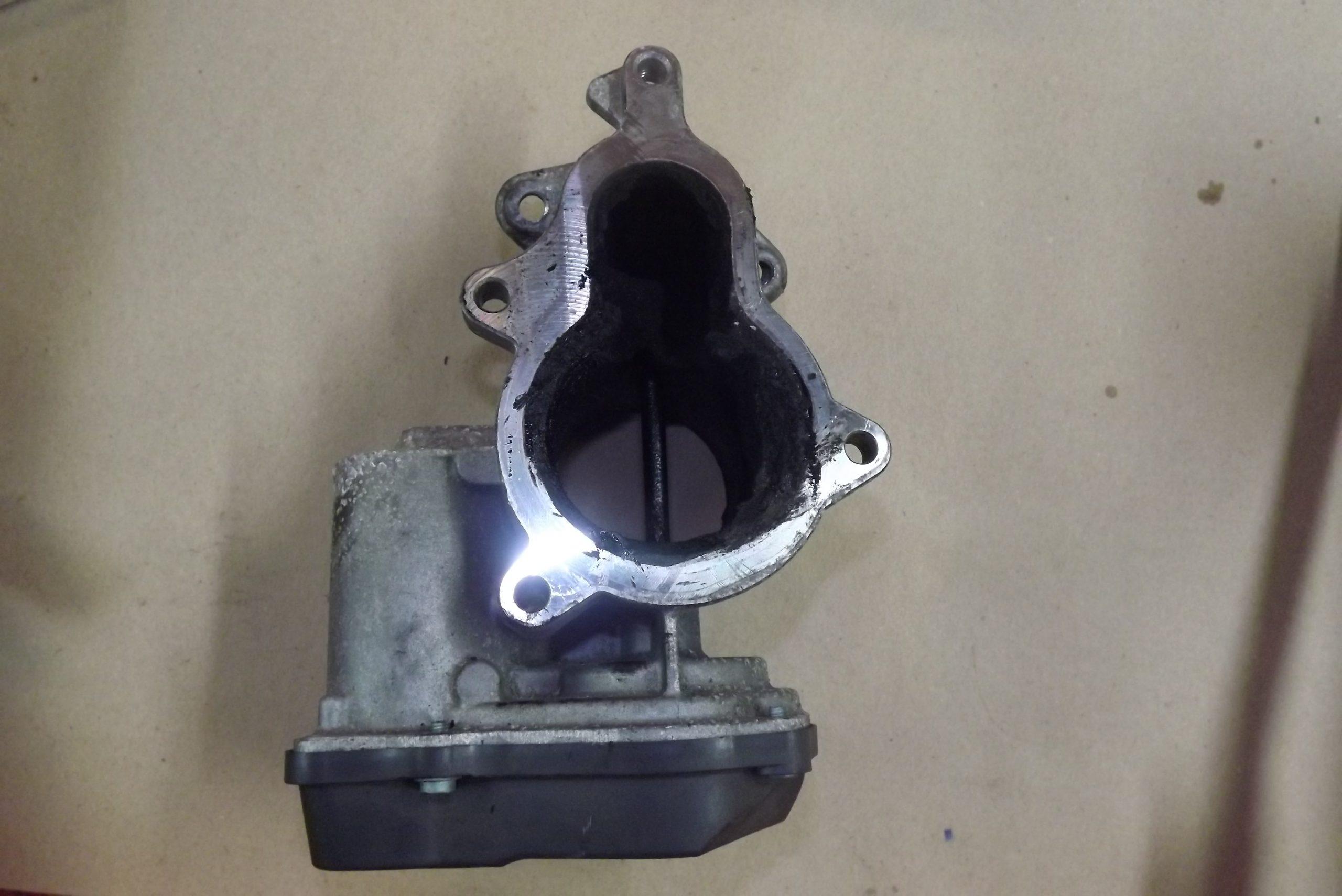 P0104 Exhaust Gas Recirculation